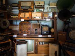 radios von vorgestern