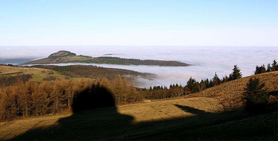 Radom-Schatten und Inversion