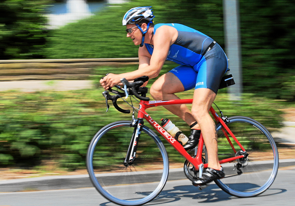 Radrennen in Münster (City Triathlon) II