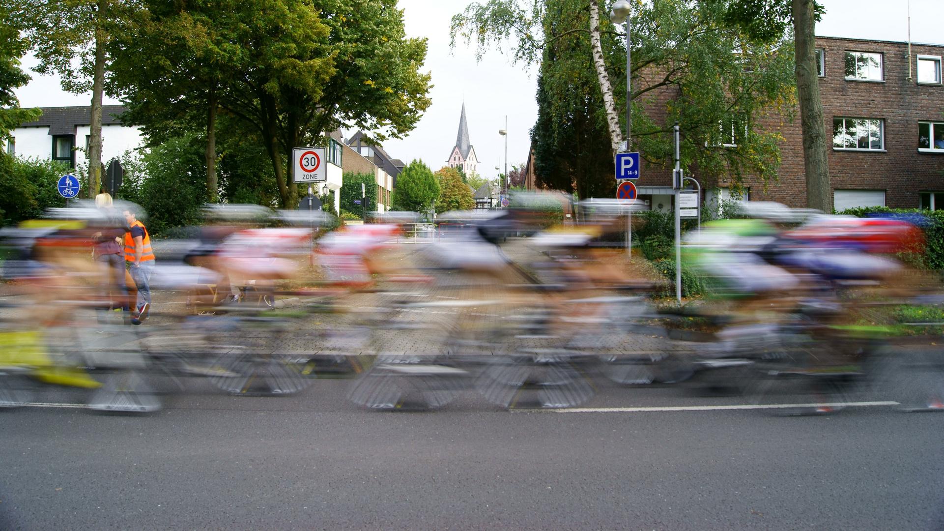 Radrennen Kempen 6.10.2013 Teil 2