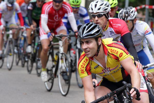 Radrennen rund um den Alleenring Kirchheim Teck