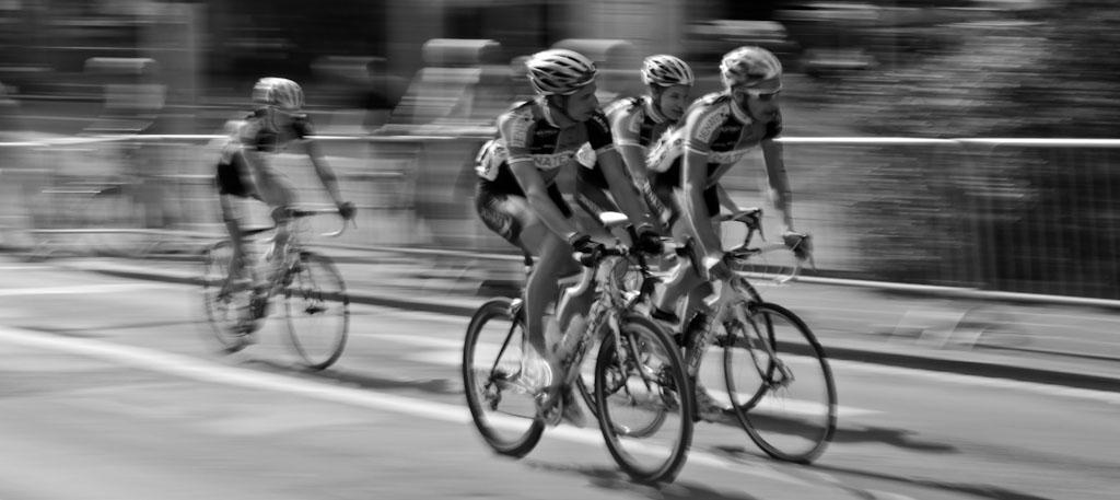 Radrennen rund um die Nürnberger Altstadt