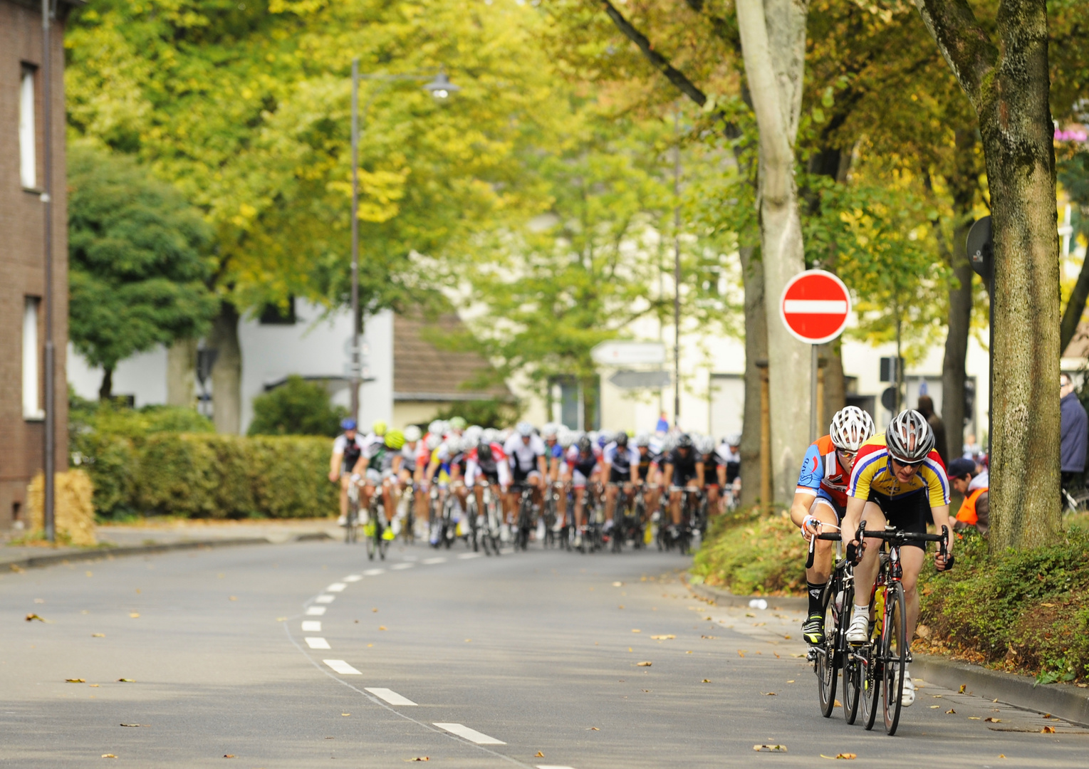 Radrennen Straßenrennen 04