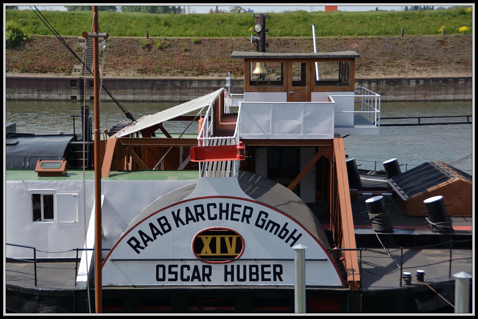 "Radschleppdampfer "" Oscar Huber "" (1)"