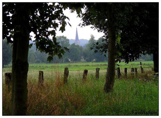 Radtour am Niederrhein 2