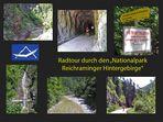 """Radtour durch den Nationalpark """"Reichraminger Hintergebirge"""""""