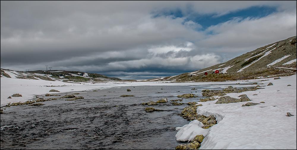 Radtour Norwegen