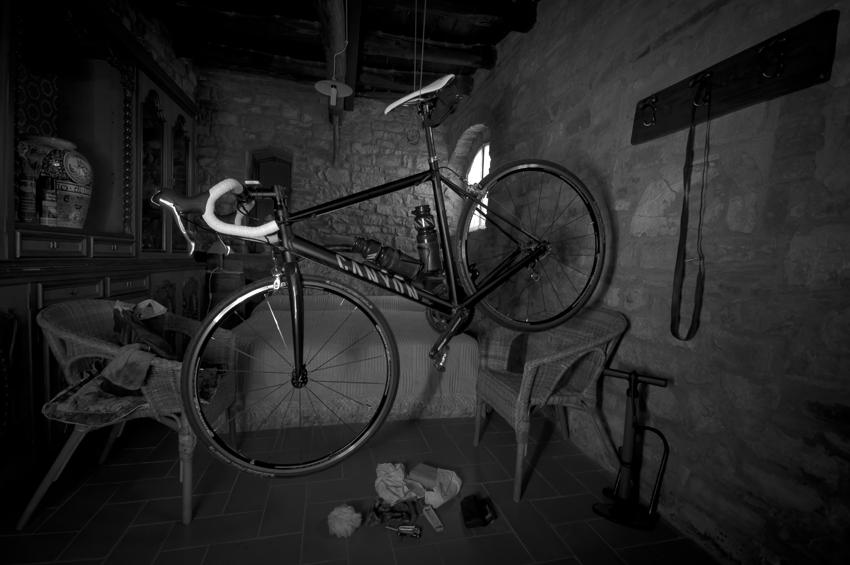 Radwerkstatt Toskana