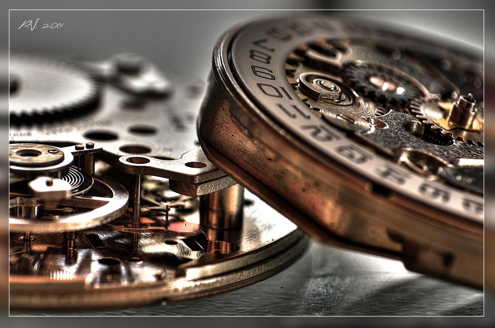 Räder der Zeit (HDR)