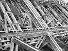 Räderwerk - Technik des Mölleraufzuges Völklinger Hütte