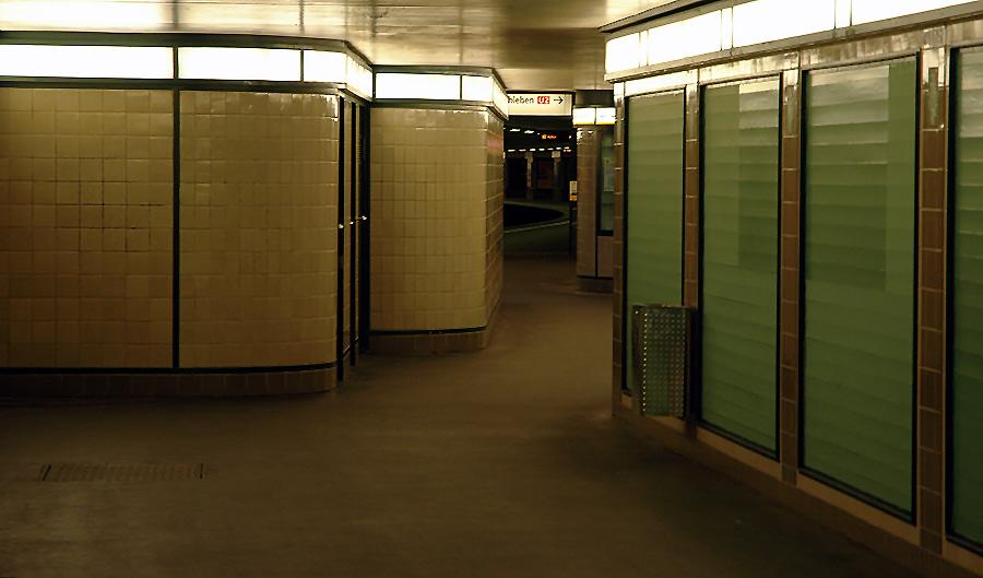 Rätsel für Berliner U-Bahnfahrer/innen