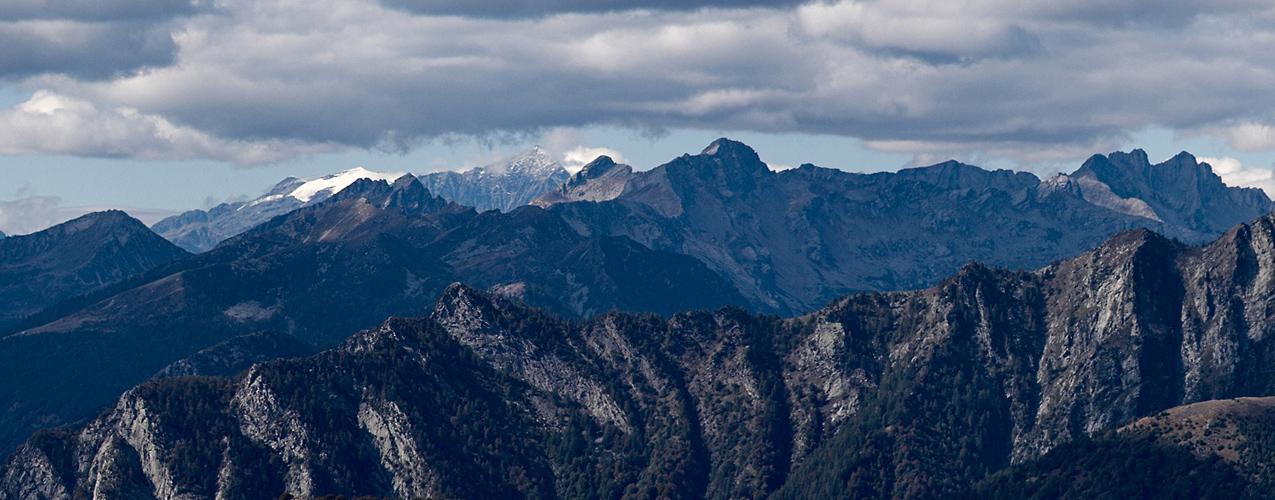 Rätselhafte Berge
