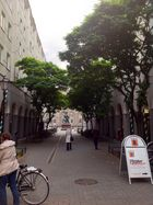 Rätzel, wo ist dieses Foto in Berlin entstanden?