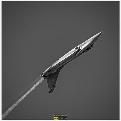 Rafale Solo Display at Valence Chabeuil