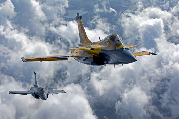 Rafales - French Air Force