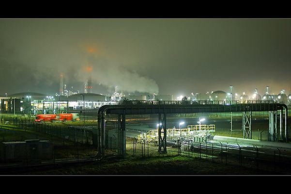 Raffinerie bei Hooksiel II