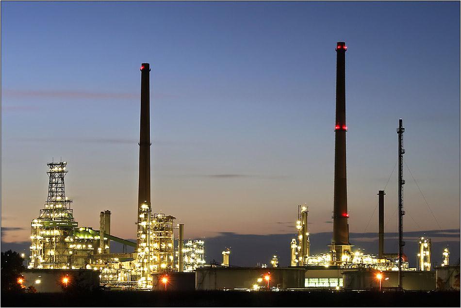 Raffinerie Miro Karlsruhe