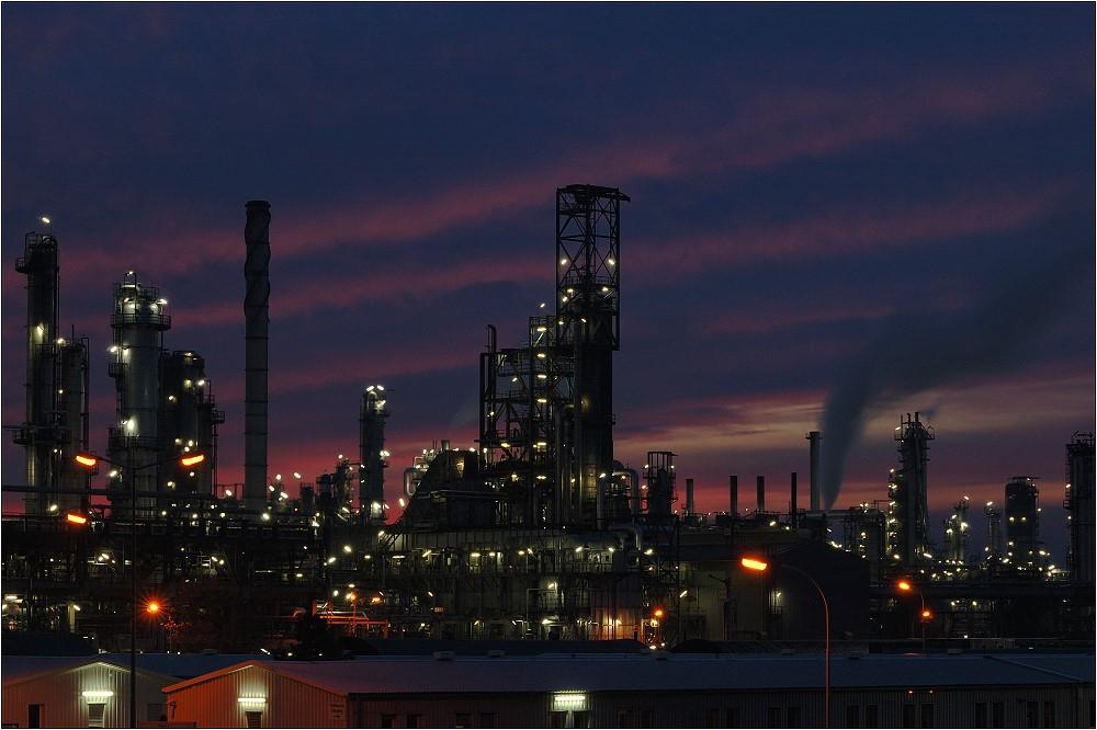 . Raffinerie Schwechat .