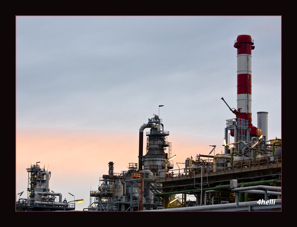 Raffinerie Schwechat II
