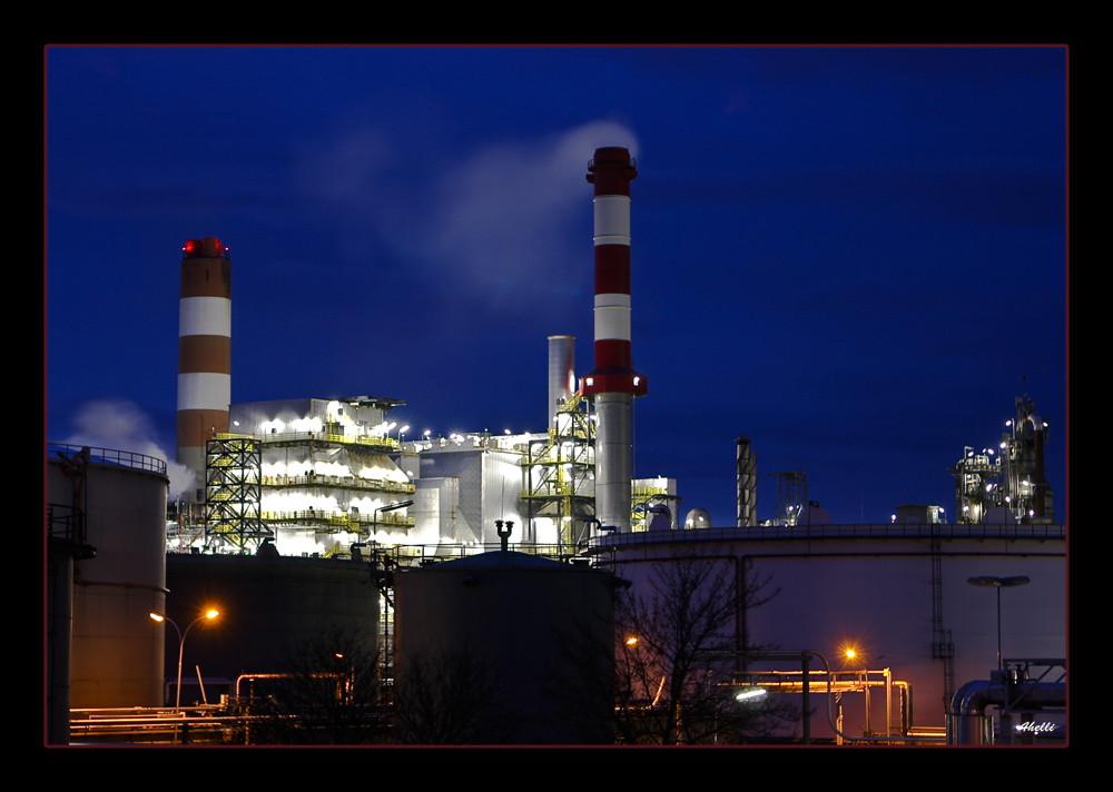 Raffinerie Schwechat III