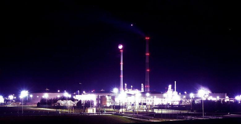 Raffinerieanlage Wilhelmshaven