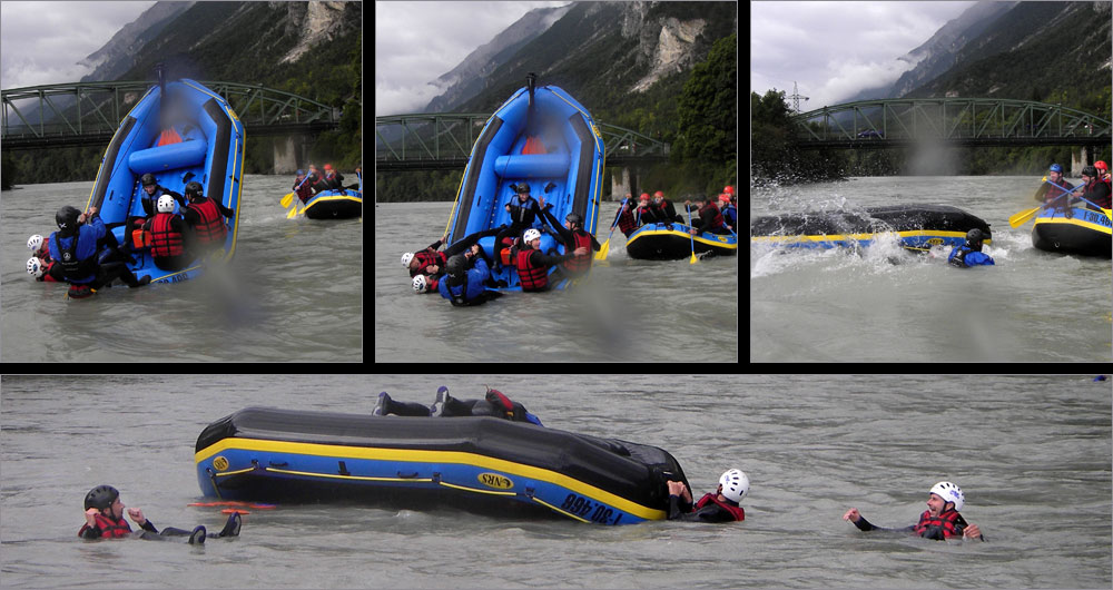 Rafting ist fun :-)
