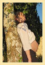 Rahel unterm Birkenbaum...