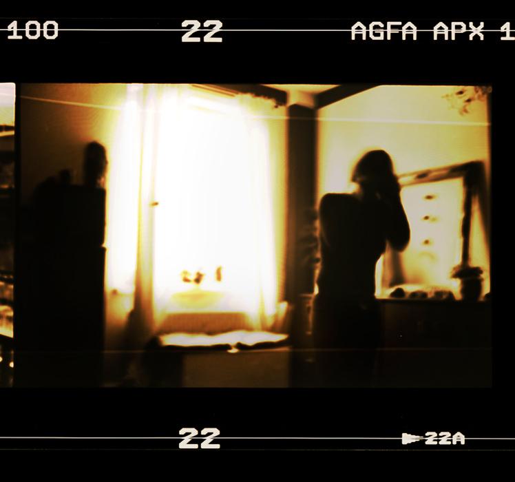 Rahmen ohne (Spiegel)Bild