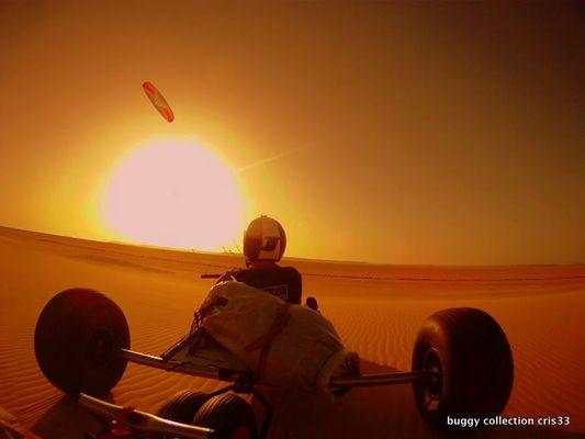 raid BUGGY désert maroc