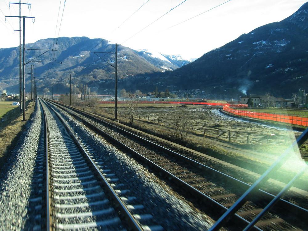 Rail Art !