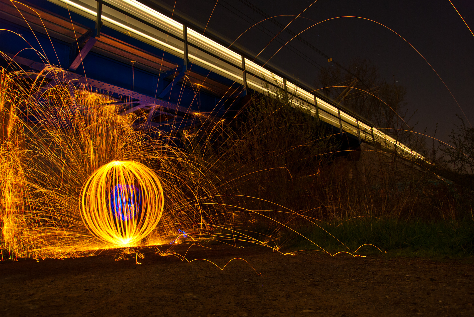 Rail Orb I