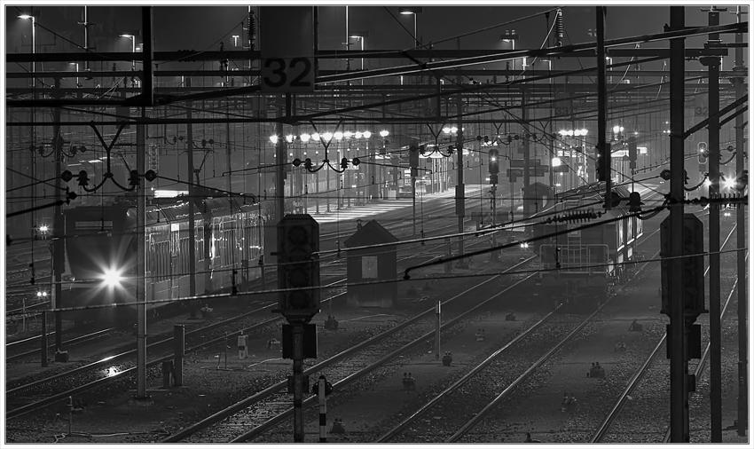 Rail - Station