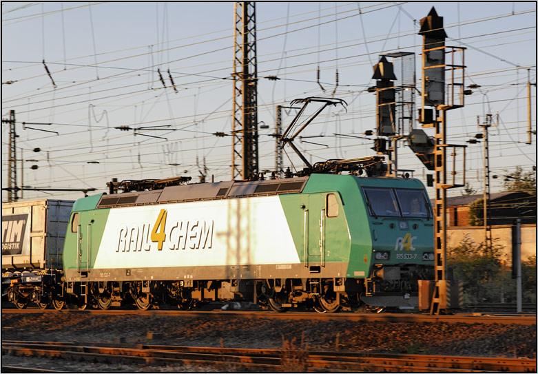 Rail4Chem