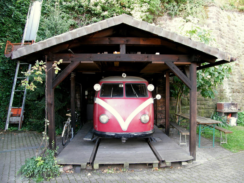 Railcarport