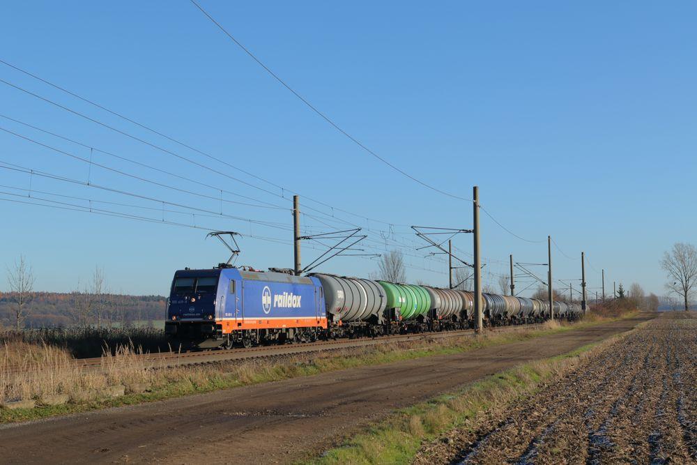 Raildox 185 419