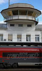 'railjet am Hbf. Graz'