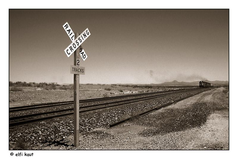 railroad - crossing