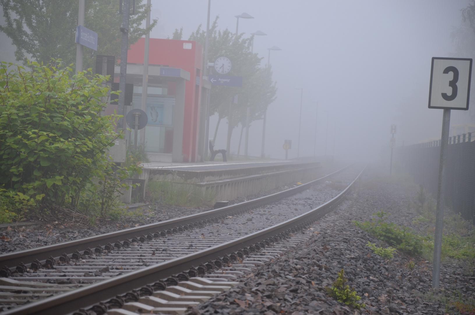 Railroad Station Boppard