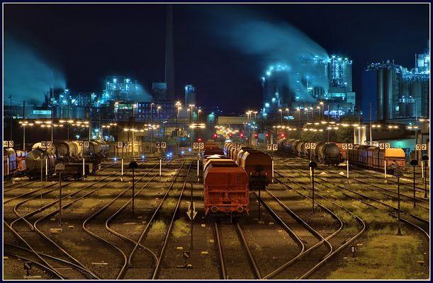 Rails End