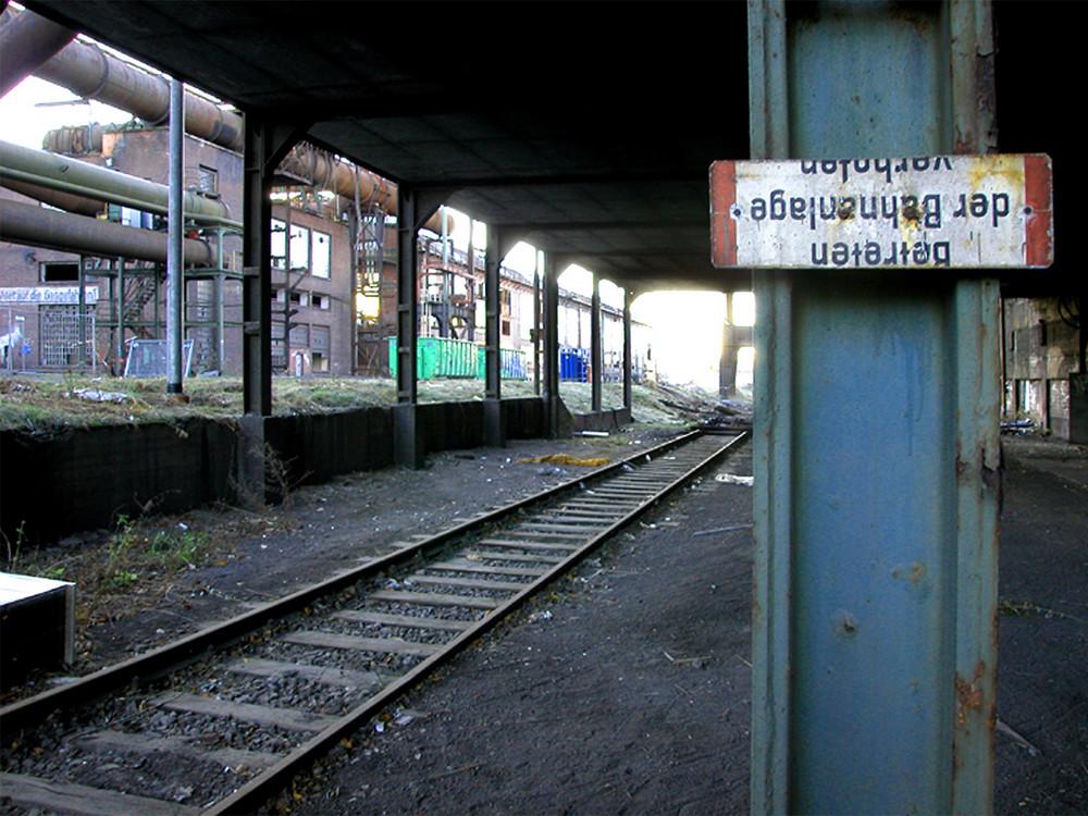 rails/ Schienen