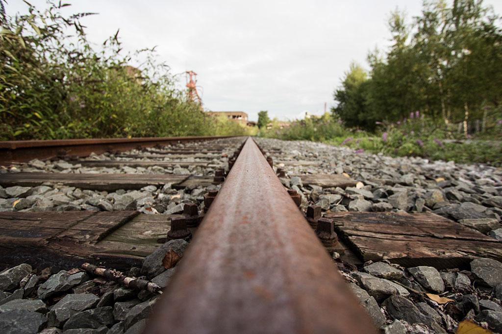 rails to zollverein