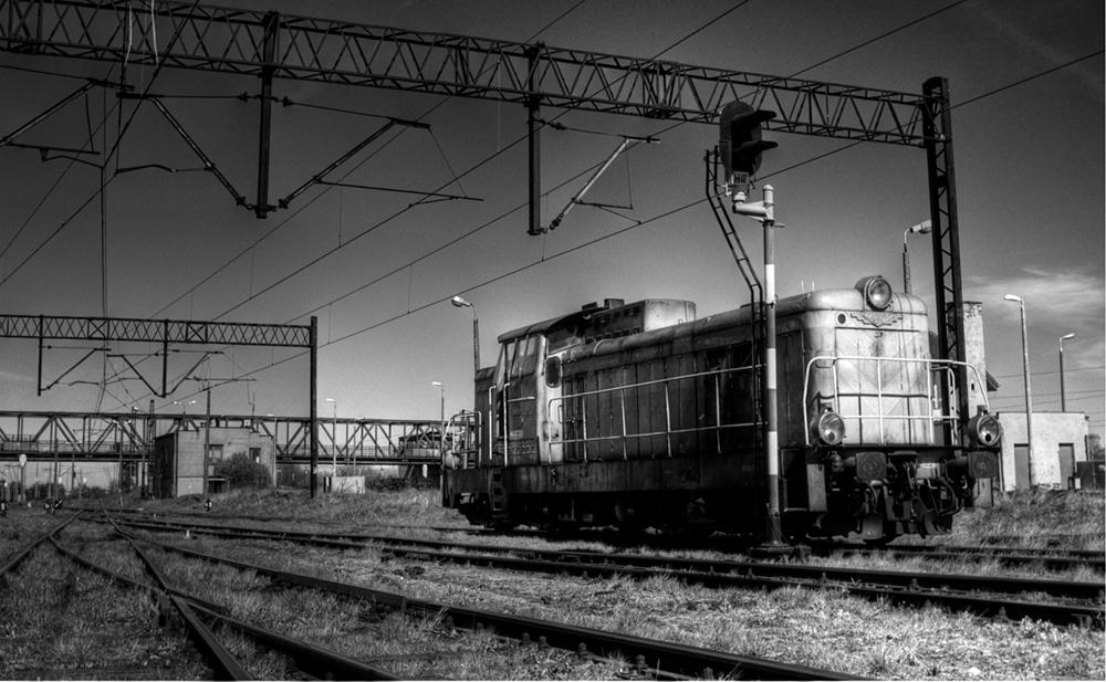 Railway blues