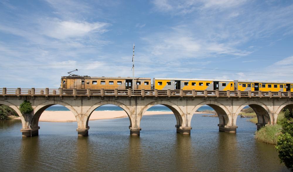 Railway To Durban