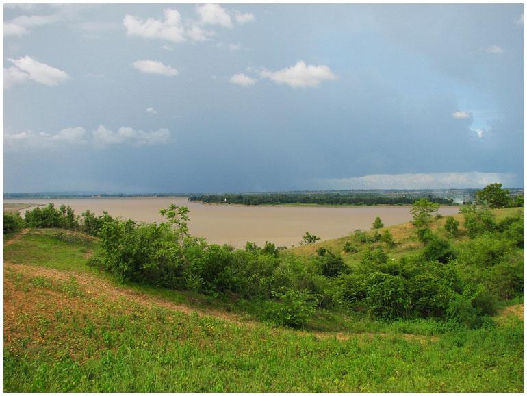 rain at Irrawaddy