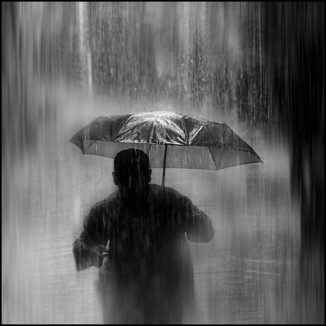 Rain (Creative edit)