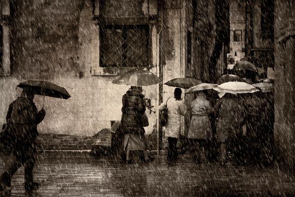 Rain in Venice #4