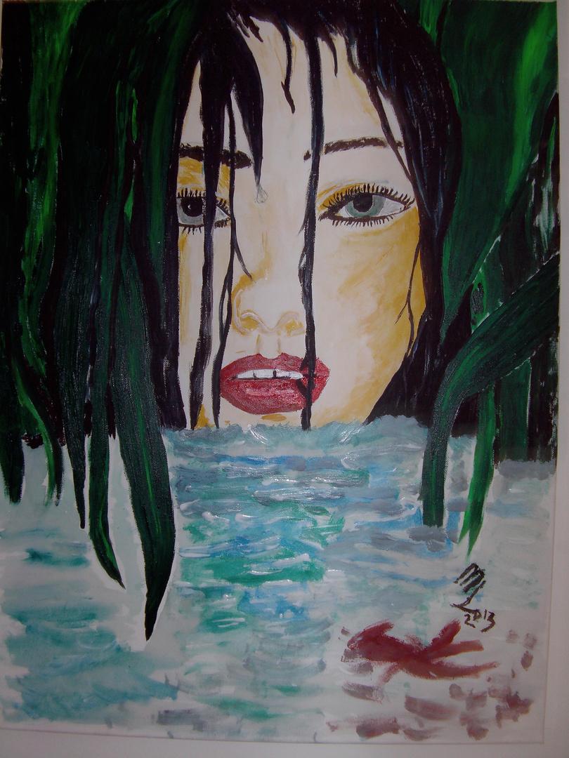 rain-see-woman