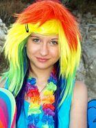 Rainbow Dash ist Sonnenschein