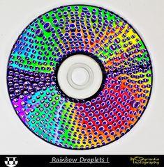 Rainbow Droplets