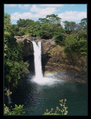 Rainbow Falls - 1
